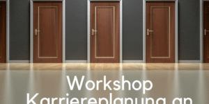 Karriereplanung mit Publikationen Halle