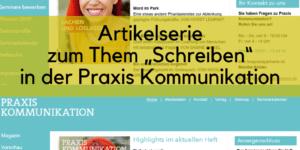 Praxis Kommunikation - Heft 2 & 3 2019